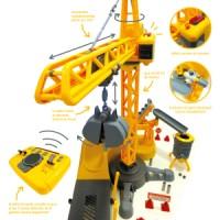 grue télécommandée builder