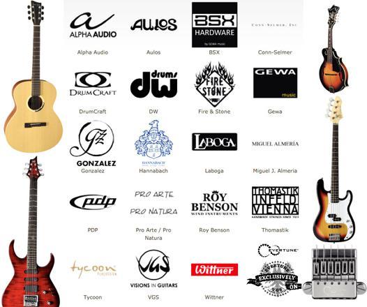 guitare marque