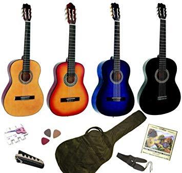 guitare seche pour enfant