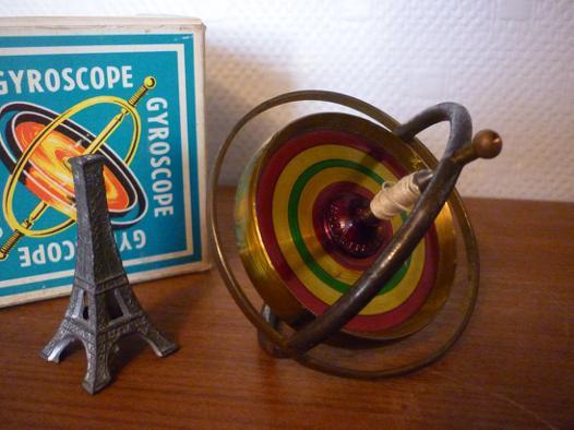 gyroscope jouet