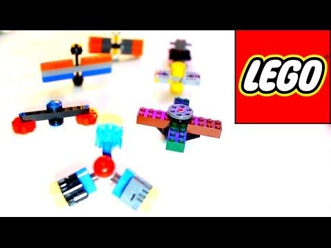 hand spinner en lego