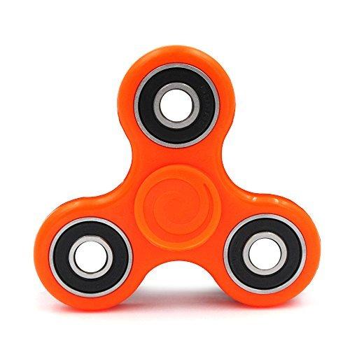 hand spinner orange