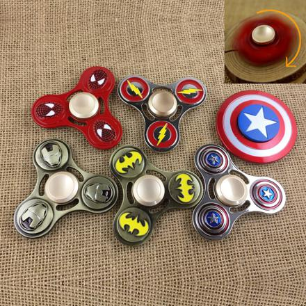 hand spinner super hero