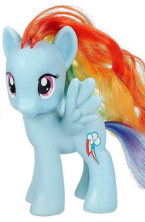 hasbro rainbow dash