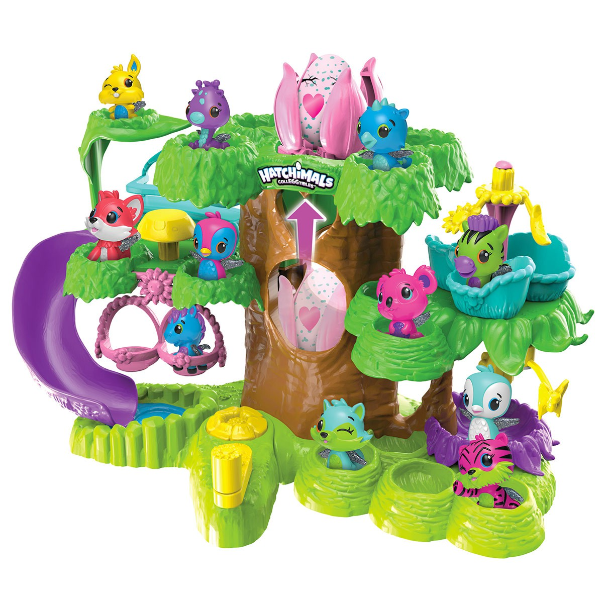 hatchimals arbre de collection
