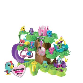 hatchimals arbre eclosion