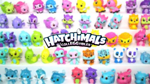 hatchimals collection