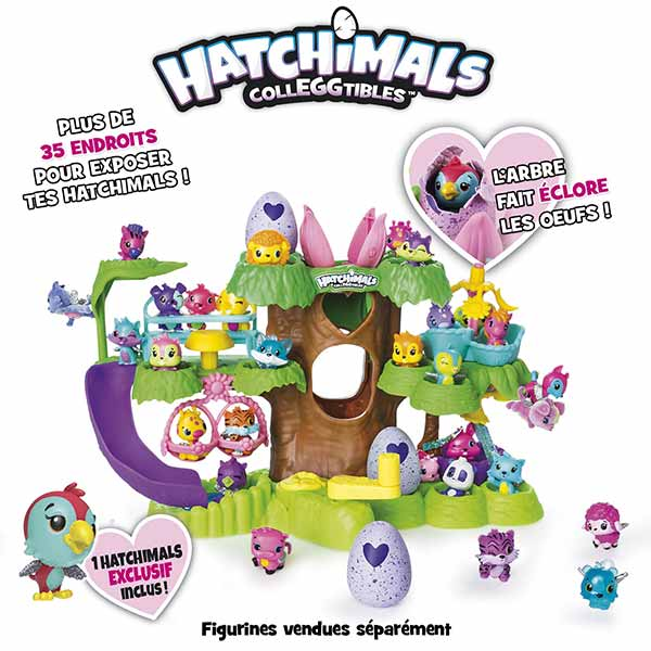 hatchimals maison