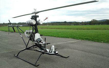 helicoptere en kit