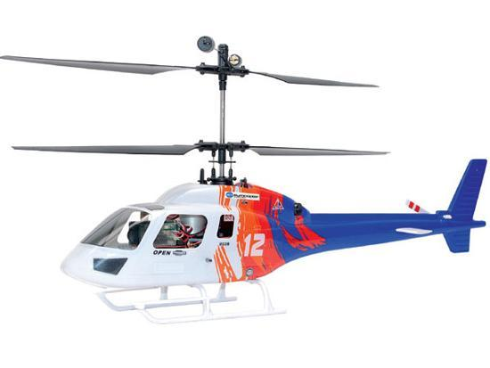 helicoptere exterieur radiocommande