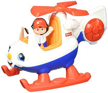 helicoptere fisher price