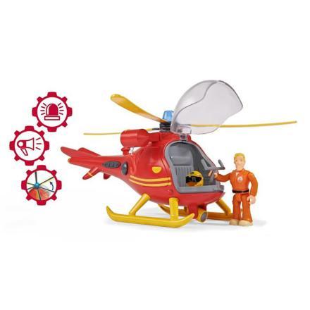 hélicoptère sam le pompier