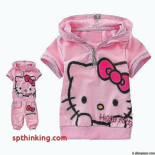 hello kitty bebe fille