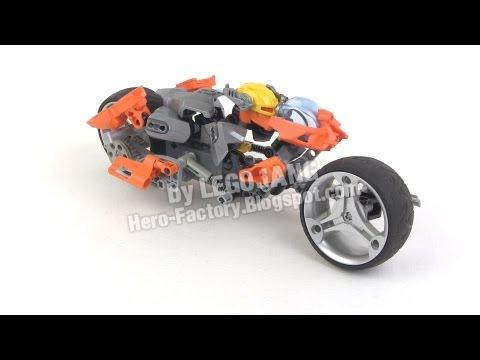 hero factory vehicles