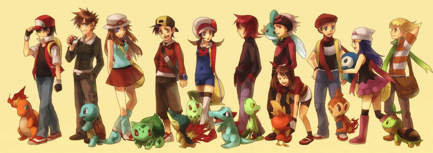 heros pokemon