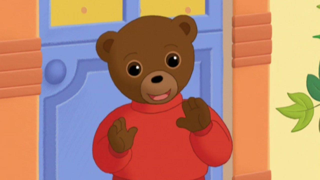 histoire petit ours brun gratuit