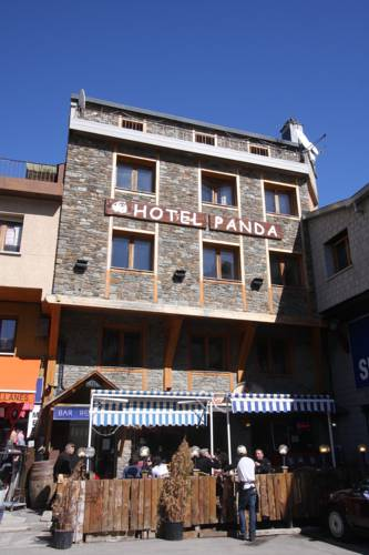 hotel panda andorre