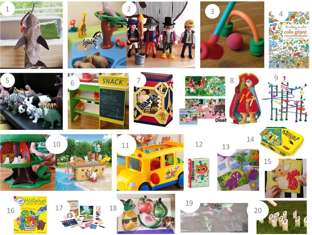 idée cadeau anniversaire garçon 4 ans