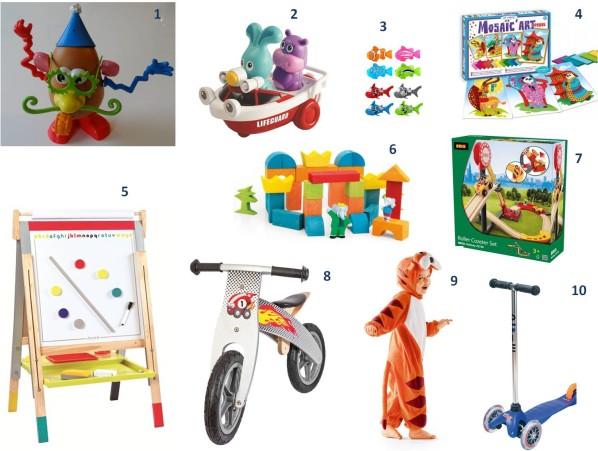 idee cadeau enfant de 2 ans
