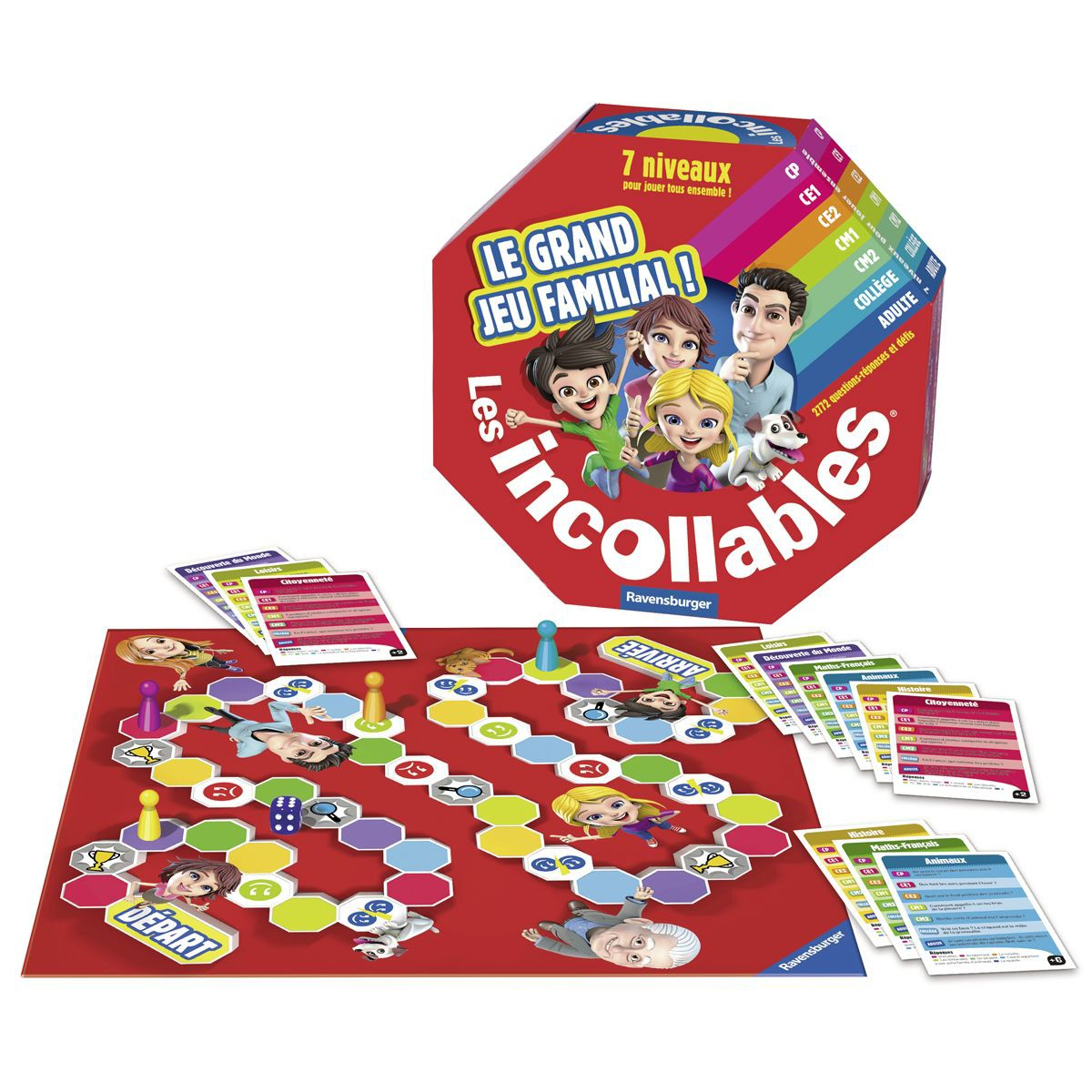 incollable jeu
