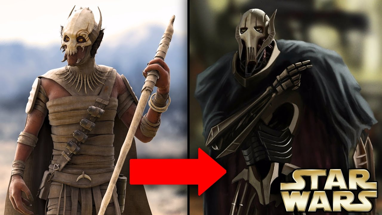 is general grievous a robot