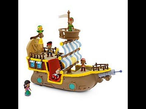 jack le pirate jouet