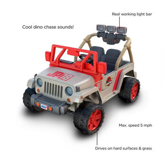 jeep jurassic park jouet
