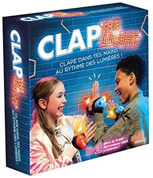 jeu clap the light