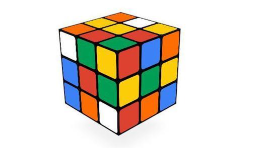 jeu de cube couleur