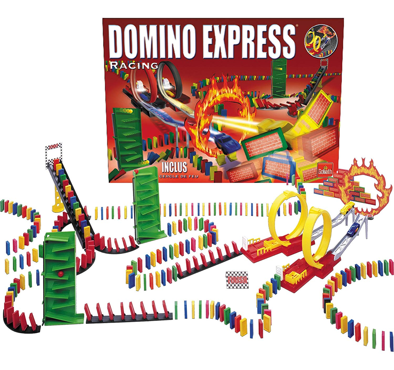 jeu de domino à faire tomber