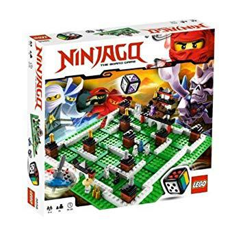 jeu de société lego ninjago
