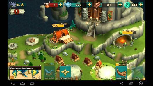 jeu dragon cavalier de beurk