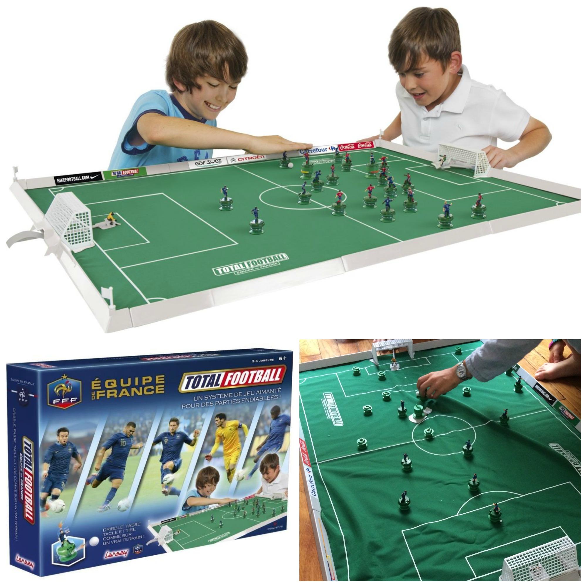 jeu foot enfant