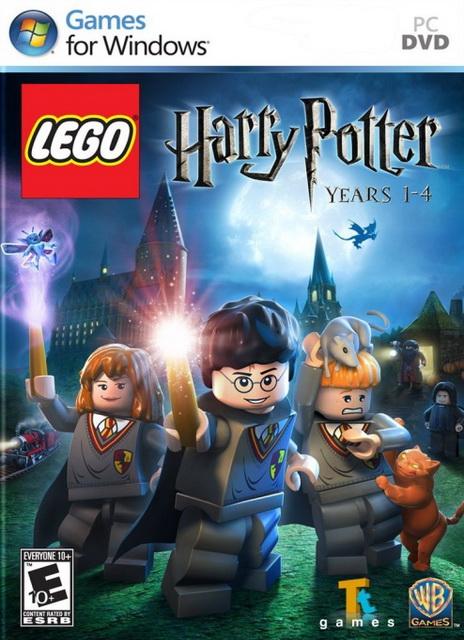 jeu harry potter lego