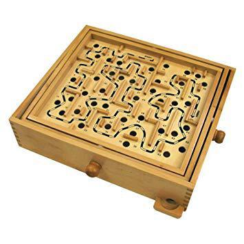 jeu labyrinthe bille