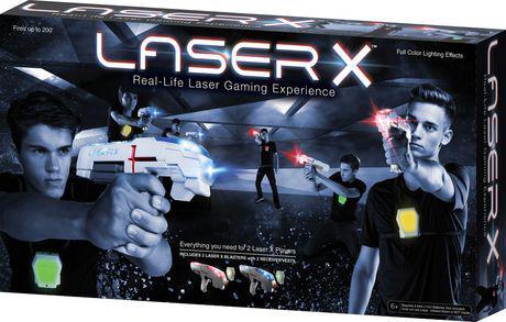 jeu laser x