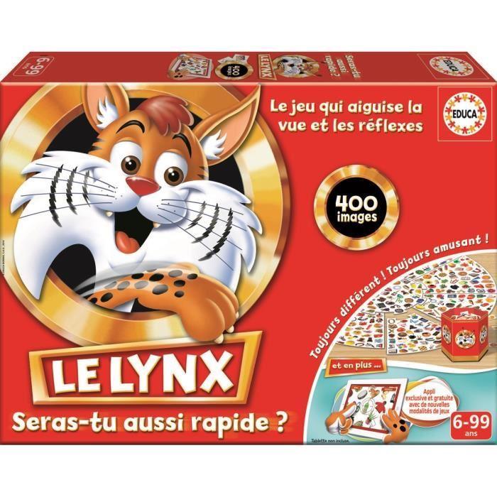 jeu le lynx nouvelle édition