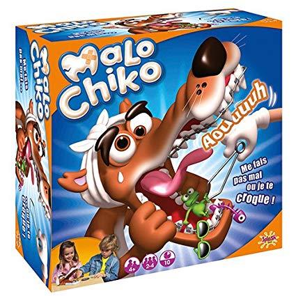 jeu malo chiko