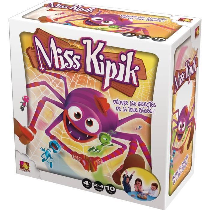 jeu miss kipik