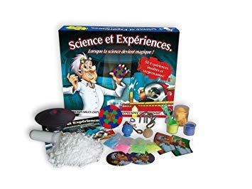jeu sciences et expériences