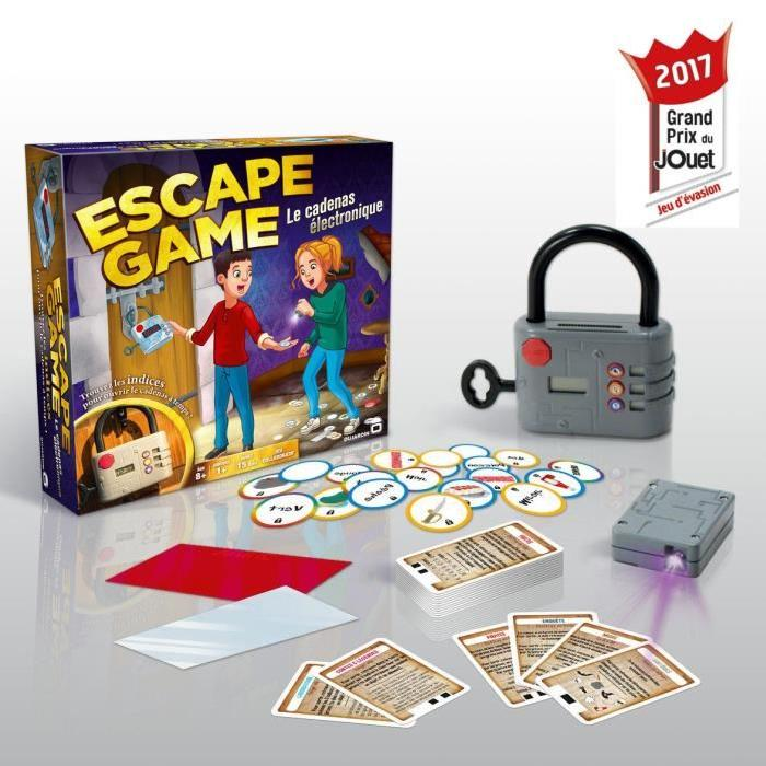 jeu societe escape game