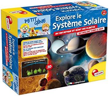 jeu système solaire