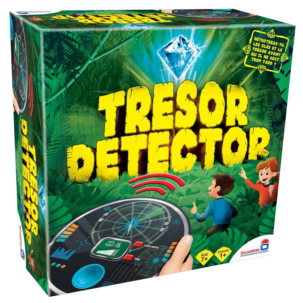 jeu tresor detector