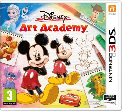jeux 3ds enfant