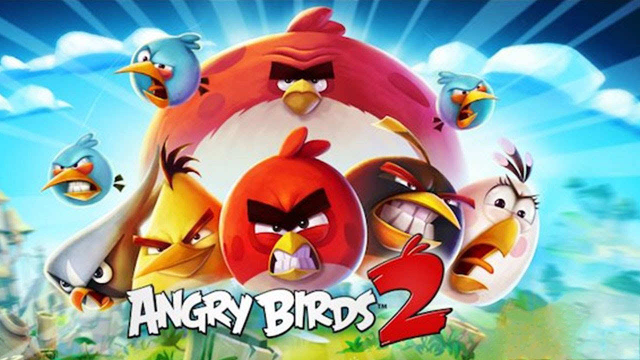 jeux angry birds 2
