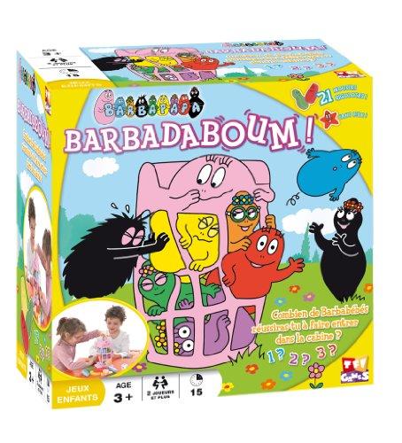 jeux barbapapa