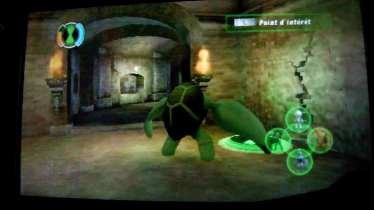 jeux ben 10 ultimate alien