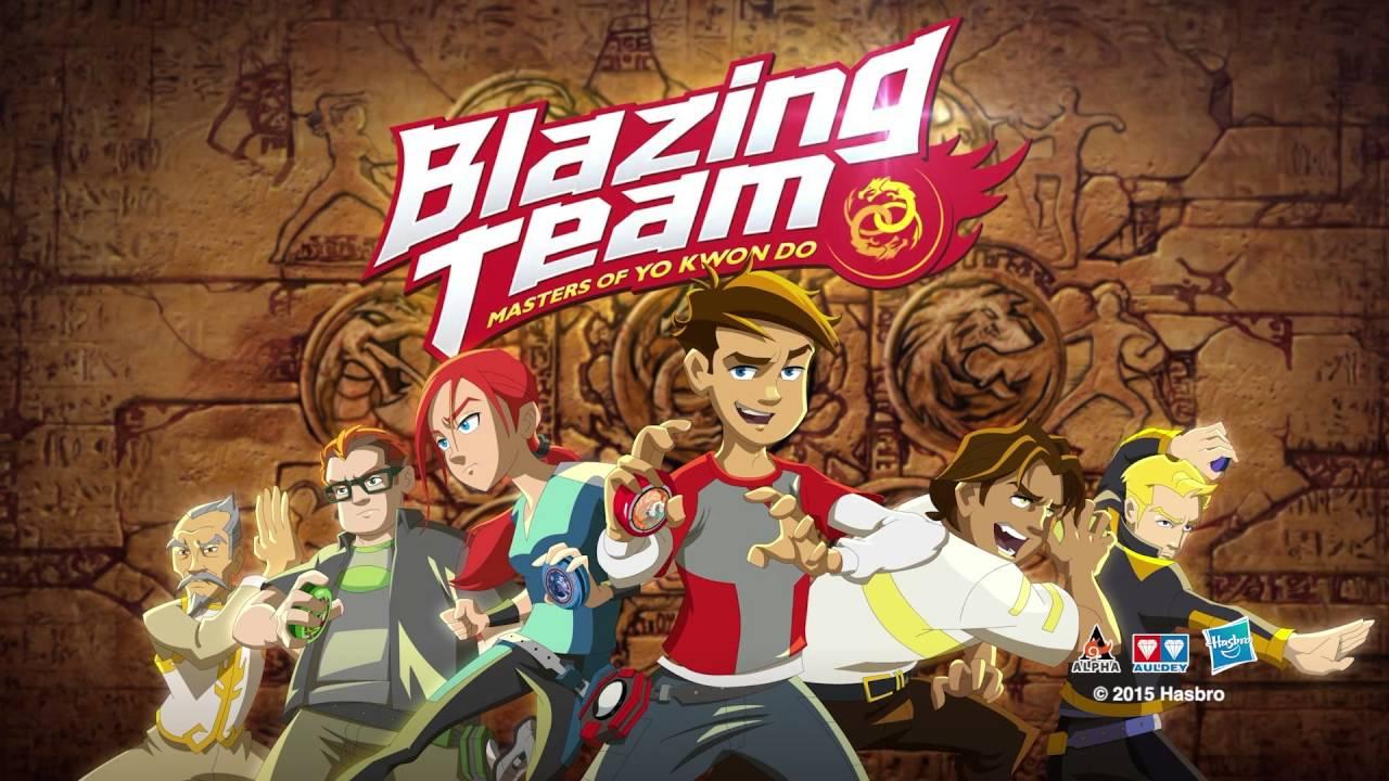 jeux blazing team