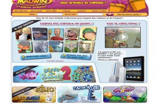 jeux cadeaux gratuit belgique
