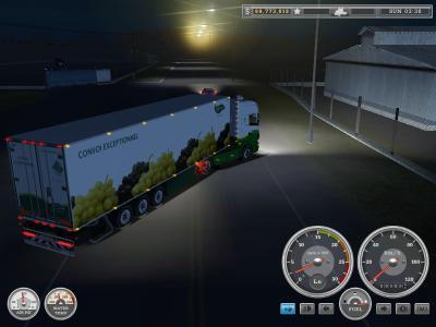 jeux camion